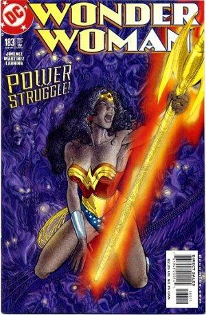 Wonder Woman 183