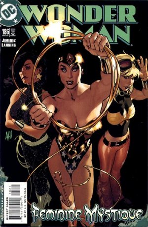 Wonder Woman 186