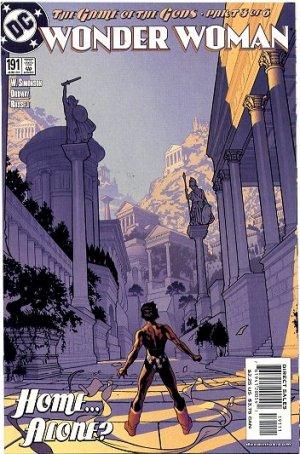 Wonder Woman 191