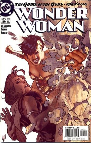 Wonder Woman 192