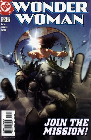 Wonder Woman # 195 Issues V2 (1987 - 2006)