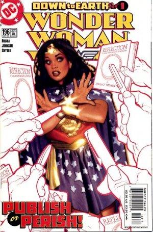 Wonder Woman 196