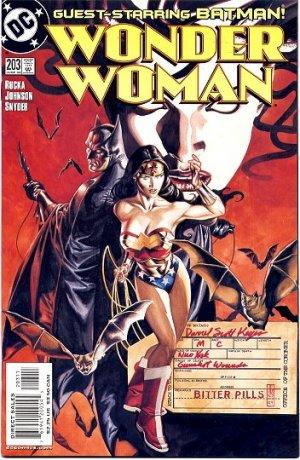 Wonder Woman 203