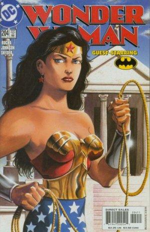 Wonder Woman 204