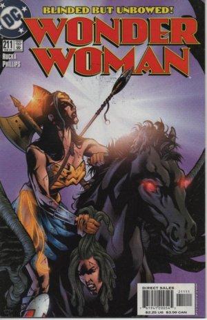 Wonder Woman 211