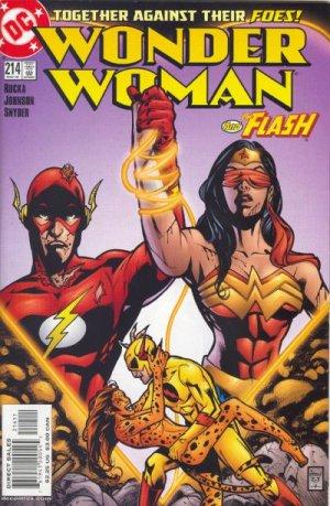 Wonder Woman 214