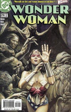 Wonder Woman 216