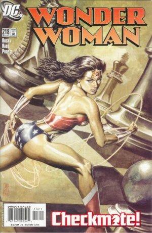 Wonder Woman 218