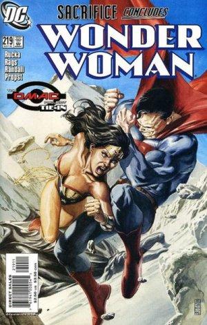 Wonder Woman 219