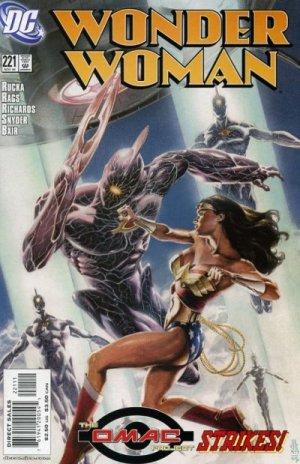 Wonder Woman 221