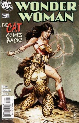 Wonder Woman 222