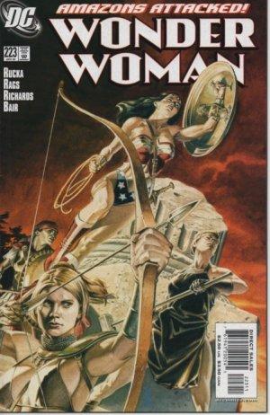 Wonder Woman 223