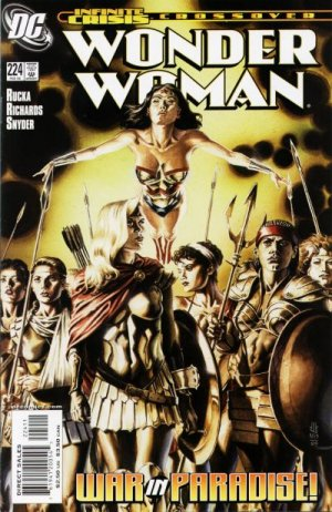 Wonder Woman 224