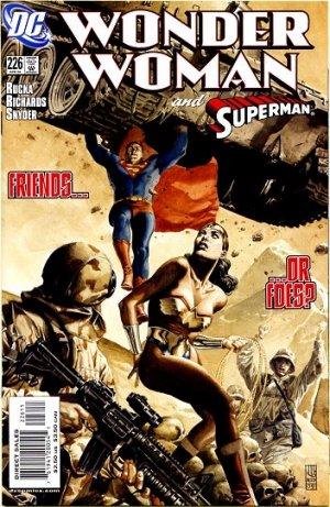Wonder Woman 226