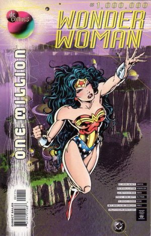 Wonder Woman - One million édition Issues