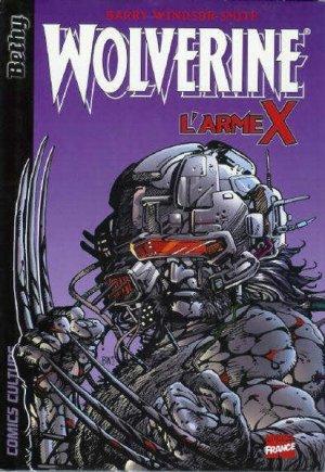Wolverine - L'arme X édition simple