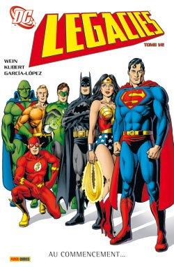 DC Legacies édition Simple