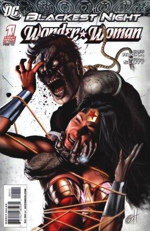Blackest Night - Wonder Woman édition Issues