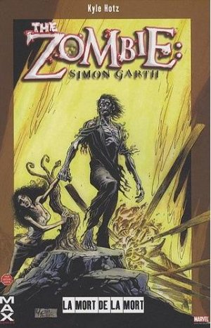 The zombie: Simon Garth édition Simple
