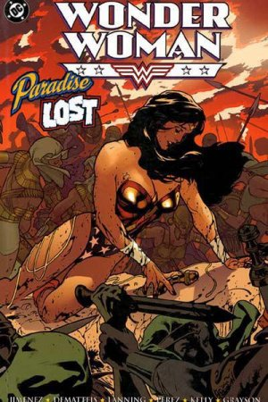 Wonder Woman édition TPB softcover (souple) - Issues V2