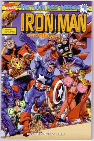 Iron Man édition Kiosque mensuel V2 (1999 - 2000)