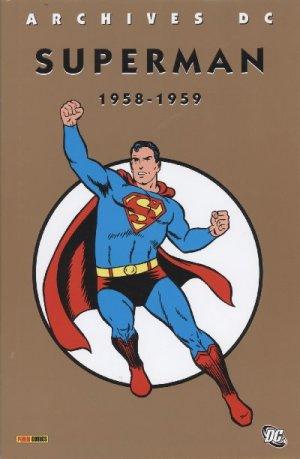 Archives Superman édition Intégrales