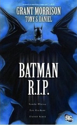 Batman - R.I.P.
