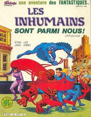 Une Aventure des Fantastiques  édition Rééditions (1986 - 1987)