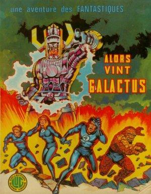 Une Aventure des Fantastiques édition Kiosque (1973 - 1987)
