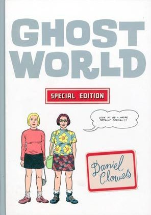 Ghost world édition Deluxe