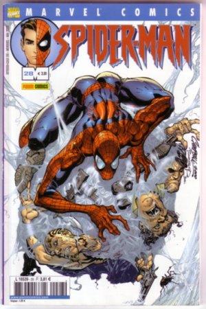 The Amazing Spider-Man # 28 Kiosque V2 (2000 - 2012)