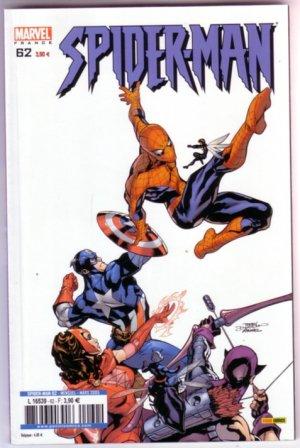 The Amazing Spider-Man # 62 Kiosque V2 (2000 - 2012)