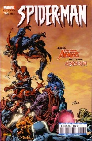 The Amazing Spider-Man # 74 Kiosque V2 (2000 - 2012)