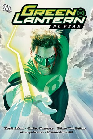 Green Lantern édition TPB softcover (souple)- Issues V4