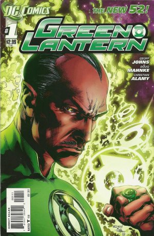 Green Lantern édition Issues V5 (2011 - 2016)