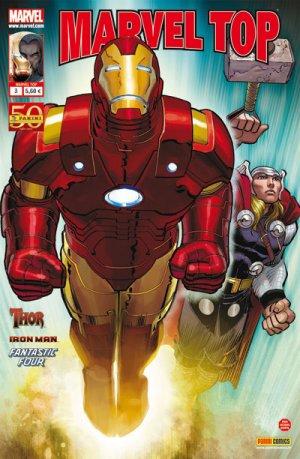 Marvel Top 3