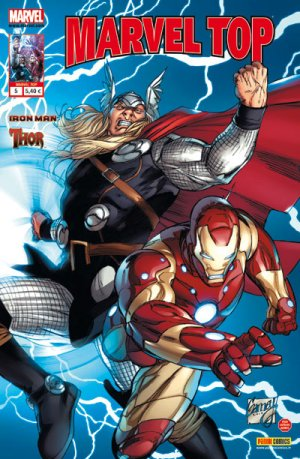Marvel Top 5 - Iron man / Thor