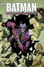 The Joker's Asylum édition TPB softcover (souple)