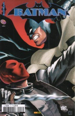 Batman - Jekyll & Hyde # 17 Kiosque (2005 - 2007)