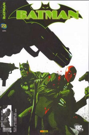 Batman # 22 Kiosque (2005 - 2007)