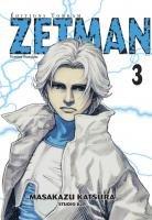couverture, jaquette Zetman 3  (Tonkam)