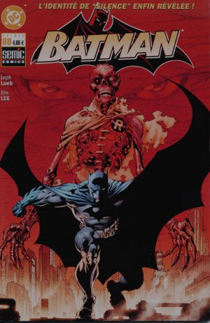 Batman # 8 Kiosque (2003 - 2005)