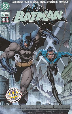 Batman # 7 Kiosque (2003 - 2005)
