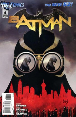 Batman # 4 Issues V2 (2011 - 2016) - The New 52