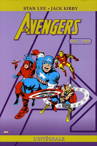 Avengers édition TPB hardcover - L'Intégrale