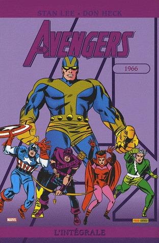 Avengers 1966