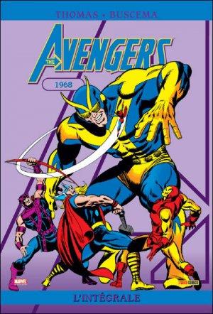Avengers 1968