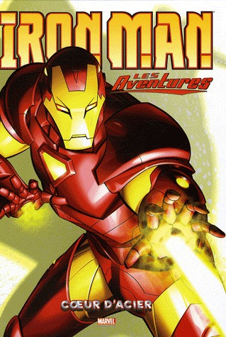 Iron Man, les Aventures édition TPB Hardcover - Marvel Kids (2008 - 2011)