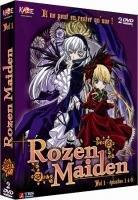 Rozen Maiden - Saison 1 édition COFFRET