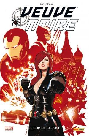 Veuve Noire - Le Nom de la Rose édition TPB Softcover - 100% Marvel